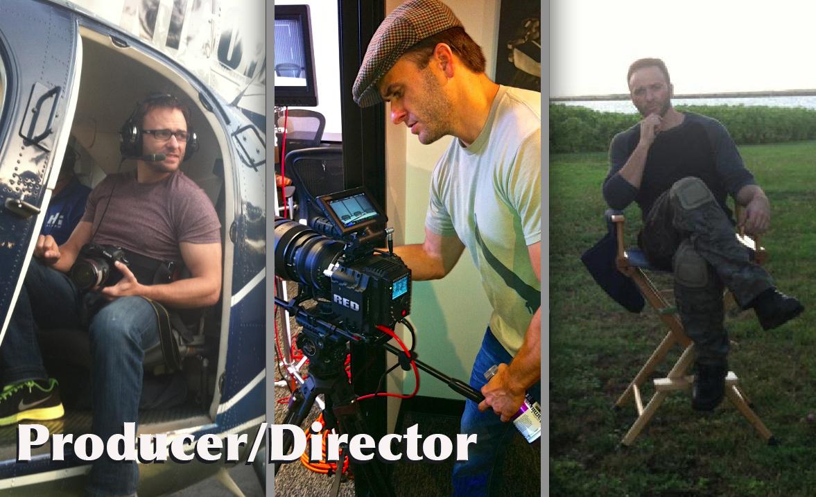 Chris Moss Actor Director