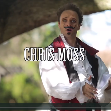 chris moss comedy reel preview